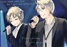 aph If I ain't got you by mikitaka