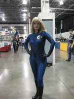 Invisible Woman by LotusOfTheLeaf