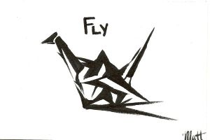 Fly by choirfolk