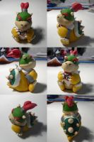 Day 6- Bowser Jr. by ChibiSilverWings