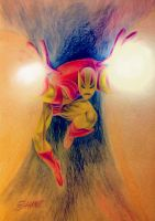 Iron Man by shanepeters