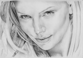 charlize WIP by caba84
