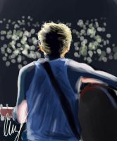 LIGHTS. | Niall Horan by Akucitta