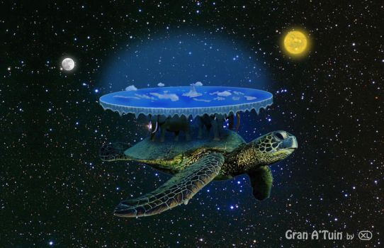 Great A'Tuin by xlartwork