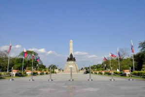 Jose Rizal Monument by onlyjeje