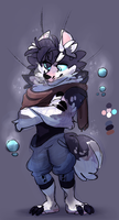 husky thing ujmh by Sultastic