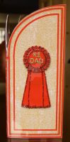 2nd view of Dartboard Fathers Day Card by blackrose1959