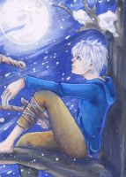 Jack Frost by R-a-t-t-a-t-a