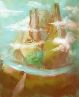 Temple by BloodnSpice