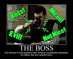 Motivation - The Boss by Songue