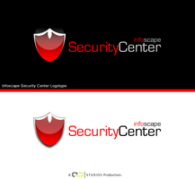 Security Center Logotype by qdstudios