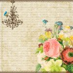 floral texture 5 by Etoile-du-nord