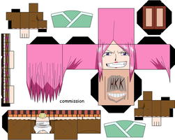 Jewelry Bonney by hollowkingking