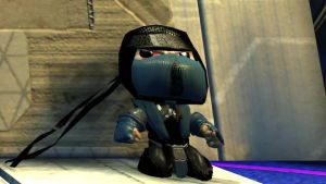 Little Big Planet Sub-Zero by Canovoy