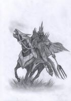 Witch King by TalaWoelfin