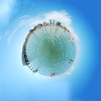 Little Planet by BidiFoto