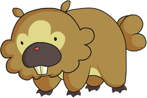 Bidoof by HappyCrumble