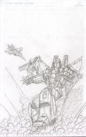 TRANSFORMERS SKYWARP by 1314