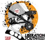 Liberation Youth by graphic-resistance