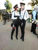 S n' M Italy and Germany by Dynneekx