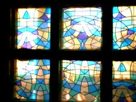 Stained Glass by ksolaris