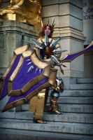 League Of Legends Leona Cosplay by LauraCraftCosplay