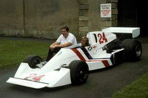 Lord Hesketh | James Hunt (1975) by F1-history
