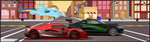 Racing At Townsville by brony4all