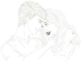 Alexei and Ileana... 112 by I-TsarevichAlexei13