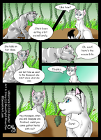 Waxing Crescent P12 .Chapter2. by Moonflight-RiverClan