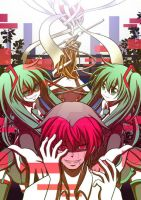 Vocaloid song: Streaming Heart by Crazy-megame
