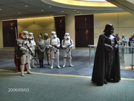 Vader And Company by Neville6000
