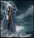 Sea Demoness... by Villenueve
