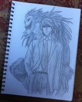 Death Note by mochiprincess
