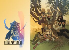 FF XII wallpaper by dolphinwing