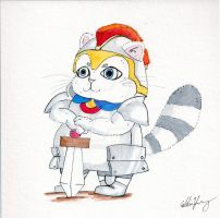 Sir KittyKat! by Squall1015