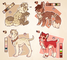 3 am Adopts OPEN 2 LEFT by Junebuq