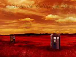 Under the Gallifreyan Sky... by Carly23