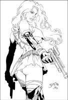 Request: Benes - Aphrodite IX - Inks. by JDB-Inks