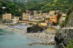 Beach at Monterosso al Mare 2 by wildplaces