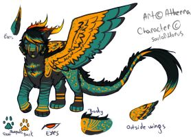 design trade with horu by Atherra