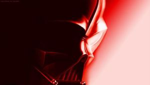 Daft Vader red Wallpapers by Gexon
