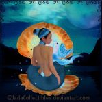 Shell of Mermaid by JadaCollectibles