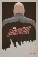 Marvel's Daredevil Series Poster by TouchboyJ-Hero