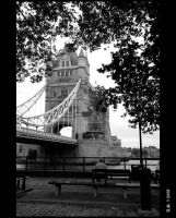 Tower Bridge by Luthien-Lossehelin