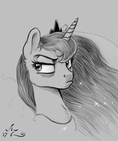 Daily Doodle 397 by Amarynceus