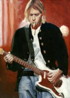 _Kurt Cobain by club-nirvana
