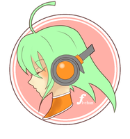 FL-Chan Icon by Frutly-Loops-Chan
