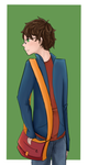 Modern Harry by BlueEmperorButterfly