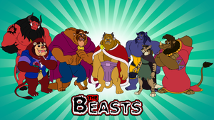 The Beasts Wallaper v2 by BennytheBeast